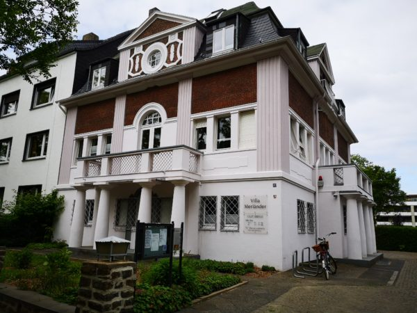 NS-Dokumentationsstelle in der Villa Merländer